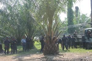 contingente policial